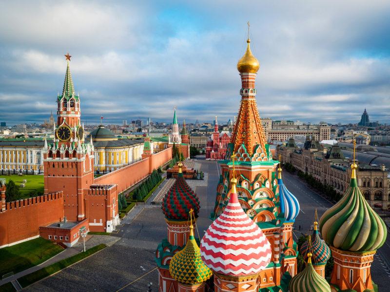 Moscow vs St. Petersburg